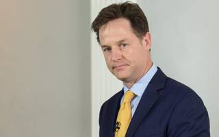 nick clegg to be knighted in new year honours
