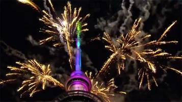 Happy New Year from One News Page!