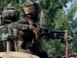 crpf jawan martyred, one terrorist killed in terrorist attack on crpf camp in j&k