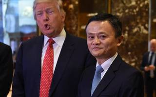 the us has blocked the sale of moneygram to alibaba's payments arm