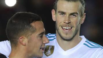 Numancia 0-3 Real Madrid