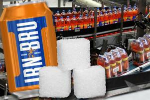irn-bru makers promise you won't taste the difference when famous drink undergoes radical recipe change
