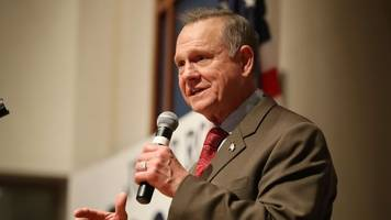 one of roy moore's accusers just lost her house in a fire