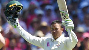 khawaja makes england toil in ashes test