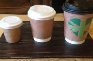 why your favourite independent coffee shops will be hit harder than starbucks and costa by 'latte levy'