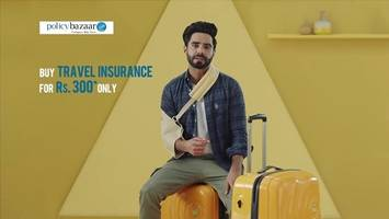 policybazaar.com launches its first ever tv campaign on travel insurance