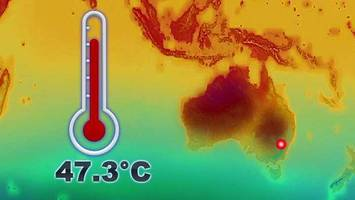Feeling Chilly? Then You're Not Down Under – as Heat Records Reach a New High