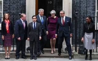theresa may's lamentable reshuffle proves she is not fit to govern