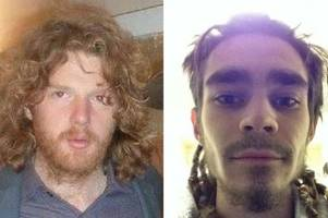 Two buskers who were found dead in the same house in Canterbury had fatal levels of the drug fentanyl