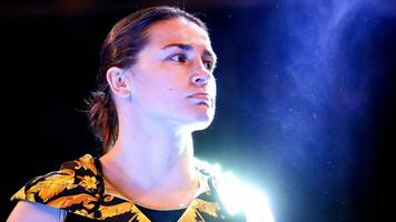 katie taylor: date set for taylor's dublin homecoming
