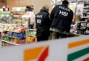 Immigration Agents Raid Dozens of 7-Eleven Stores Across the U.S.