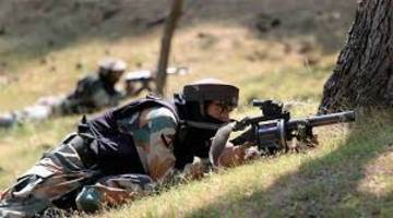 Pak troops open fire at Indian positions along LoC in Uri: Army