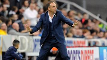 Carlos Carvalhal: Swansea boss hopes for more St James' Park success