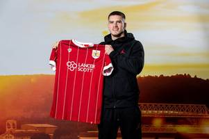 Ryan Kent explains why he signed for Bristol City amid rumoured interest from Leeds United and Sheffield United