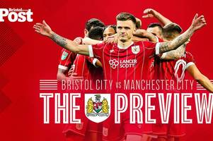 The Preview: Bristol City vs Man City - Win a chance to be at Ashton Gate in style and join Robins legends at a special Q and A event
