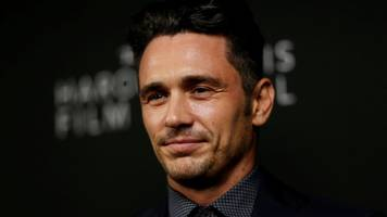 james franco: five women accuse actor of inappropriate behaviour