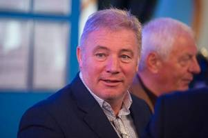 rangers legend ally mccoist blames celtic fans for administration rumours as he insists 'everything is fine'