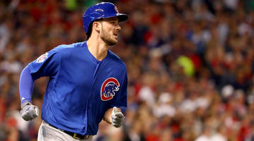 Report: Cubs, Kris Bryant Agree to Record $10.85 Million Deal for First-Year Arbitration Player