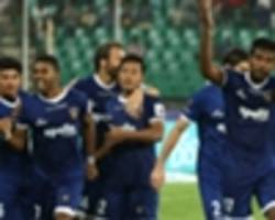 ISL 2017-18: Chennaiyin FC 1 -0 FC Pune City - Nelson sends Marina Machans to the top