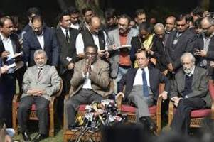 Bar Council of India forms 7-member delegation to mediate between Supreme Court judges