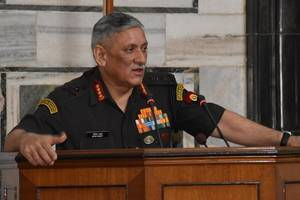Hotline to be set up between Indian and Chinese Armies very soon says Army Chief