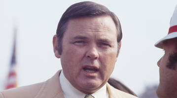 the voice of college football, keith jackson had a visceral effect on fans