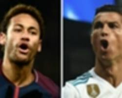 Real Madrid January transfer news LIVE: Los Blancos to offer Ronaldo for Neymar