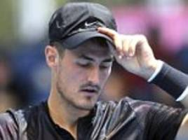 bernard tomic set to miss out on australian open