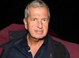 vogue bans photographer mario testino after sex claims