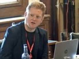 scandal hit mp jared o'mara finally returns to parliament