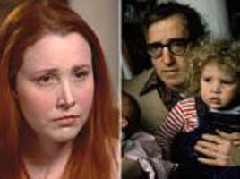 woody allen's daughter dylan farrow stands by her claims