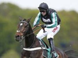 henderson upbeat over champion chase favourite altior