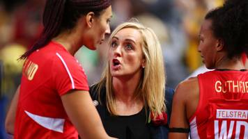 england netball will be 'unbeatable' in a world final - neville