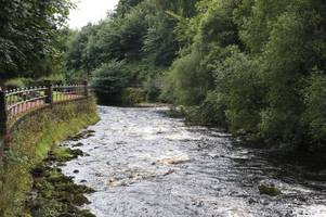 body pulled from dunblane river amid missing person hunt