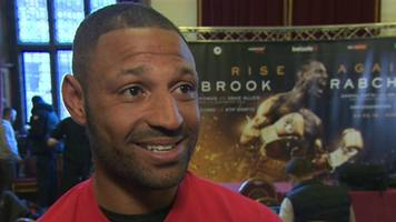 kell brook 'needs' to fight amir khan before retirement