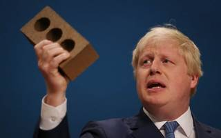 """shipping firms warn on boris johnson's plans to build a """"channel bridge"""""""
