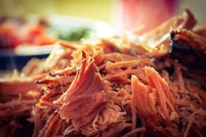 pulled pork products pulled from shelves over salmonella fears