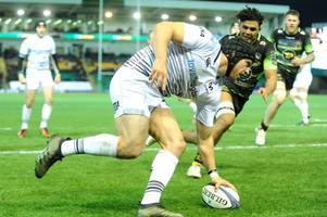 clermont auvergne v ospreys champions cup team news: dan evans back in preferred position and wales star benched