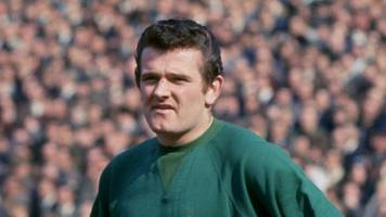 liverpool goalkeeper tommy lawrence's funeral announced