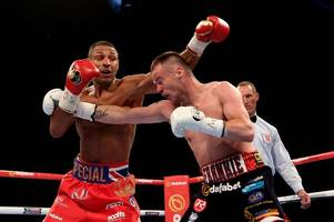kell brook will have amir khan on his mind during ring return