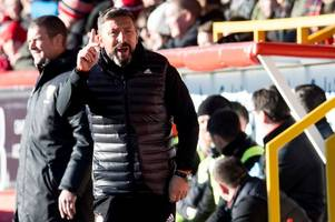 derek mcinnes didn't reject rangers, he rejected dave king and the ibrox board - keith jackson