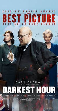 MOVIE REVIEW: Darkest Hour