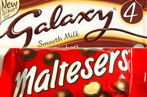 galaxy chocolate bars and maltesers recalled amid salmonella fears