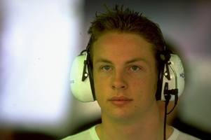 f1: jenson button became a formula one driver for williams-bmw on this day in 2000