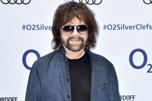 rich list 2018: no.49= - jeff lynne