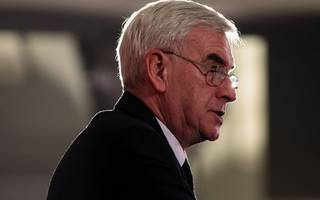 davos 2018: labour's john mcdonnell calls for robin hood tax