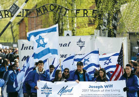 israel's un mission to host march of the living event on holocaust remembrance day