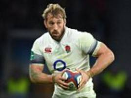 england: chris robshaw and maro itoje passed fit for italy