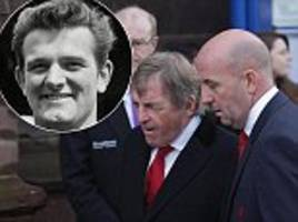 liverpool stars of the past pay respects to tommy lawrence