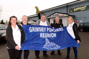 Grimsby Poachers launch tenth annual reunion at Beachcomber